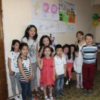 В честь Дня защиты ГП «Инфоком» организовал праздничные мероприятия