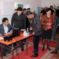Вице-премьер Т.Сарпашев: Первая апробация идентификации граждан на основе биометрических данных прошла удовлетворительно