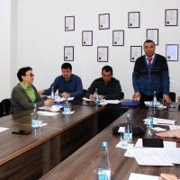 Состоялась встреча членов Общественного совета ГРС с председателем Акыном Мамбеталиевым