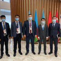 Astana Hub посетили участники Тюркского совета