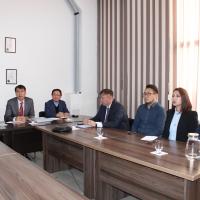 МВД Республики Кореи ознакомились с процессом внедрения электронных паспортов в Кыргызстане