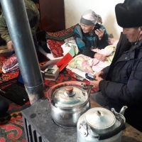 В Кыргызстане завершилась работа мобильных ЦОН в рамках кампании по сбору биометрических данных избирателей
