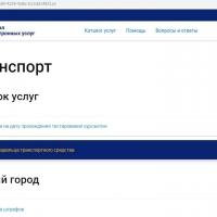 """Проект """"Безопасный город"""": на портале www.portal.srs.kg можно найти владельца транспортного средства"""