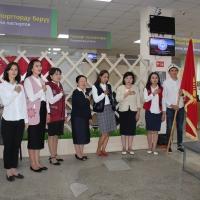 Кыргыз Республикасынын Эгемендүүлүк күнүнө карата майрамдык иш-чаралар өткөрүлдү