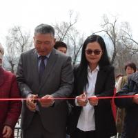 Состоялось официальное открытие ЦОН в селе Теплоключенка Ак-Суйского района Иссык-Кульской области