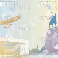 Дизайн страниц нового биометрического загранпаспорта граждан КР