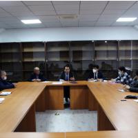 Первое заседание рабочей группы по усовершенствованию АИС «Тестирование водительского состава»