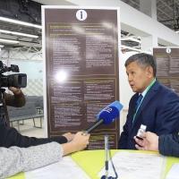 Наша команда: Талантбек Абдывалиев - руководитель ЦОН-1 г.Бишкек