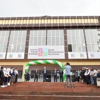 В Ноокатском районе Ошской области открылся ЦОН нового формата