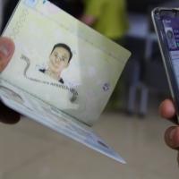 Кыргызстанда жаңы муундагы алгачкы биометрикалык жалпы жарандык паспорттор берилди